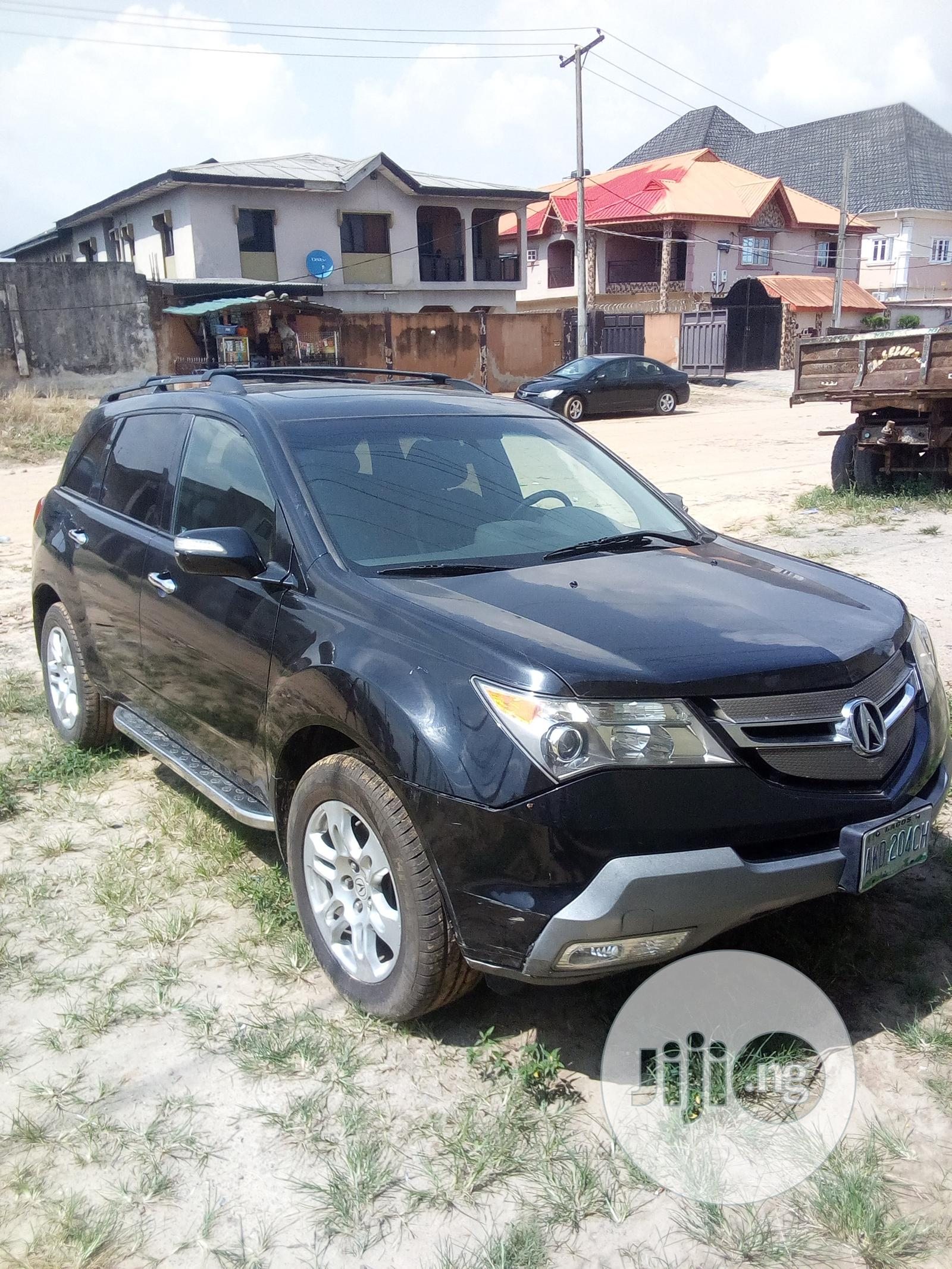 Archive Acura Mdx 2009 Black In Gbagada Cars Kanmi Oye Jiji Ng For Sale In Gbagada Buy Cars From Kanmi Oye On Jiji Ng