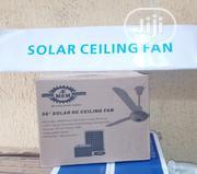 "56""Solar Ceiling Fan | Solar Energy for sale in Lagos State, Ojo"