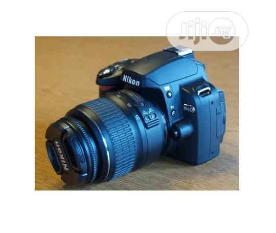 Archive: Nikon D40 Nikon D40