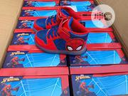 Marvel Spider-Man LED ANKLE Shoe With Box Packing | Children's Shoes for sale in Lagos State, Ikorodu