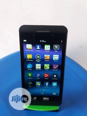 BlackBerry Z10 16 GB Black | Mobile Phones for sale in Lagos State, Lagos Island (Eko)