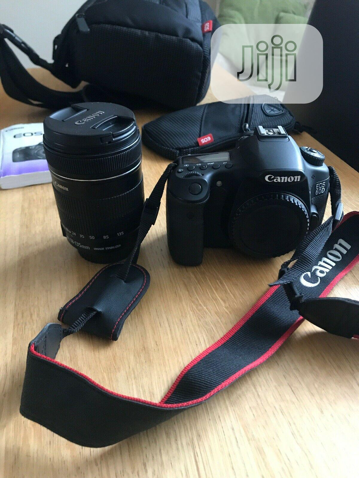 Canon EOS 60D Body Only