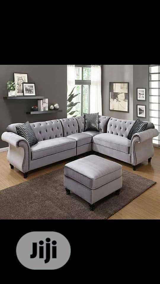 New Quality Fabric Sofa