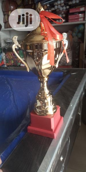 Gold Trophy Small   Arts & Crafts for sale in Lagos State, Ikeja