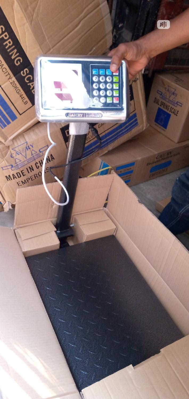 150kg Digital Original Camry Scale