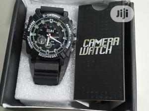 Spy 32G Water Resistant Watch Camera   Security & Surveillance for sale in Abuja (FCT) State, Wuse 2