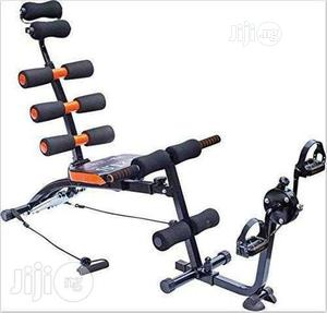 Brand New Six Pack Fitness Workout | Sports Equipment for sale in Rivers State, Port-Harcourt