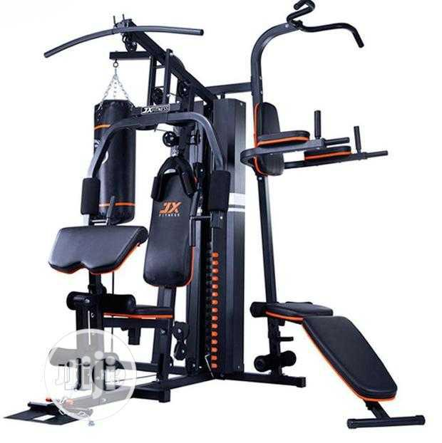New Station Gym for Professionals 4 in 1