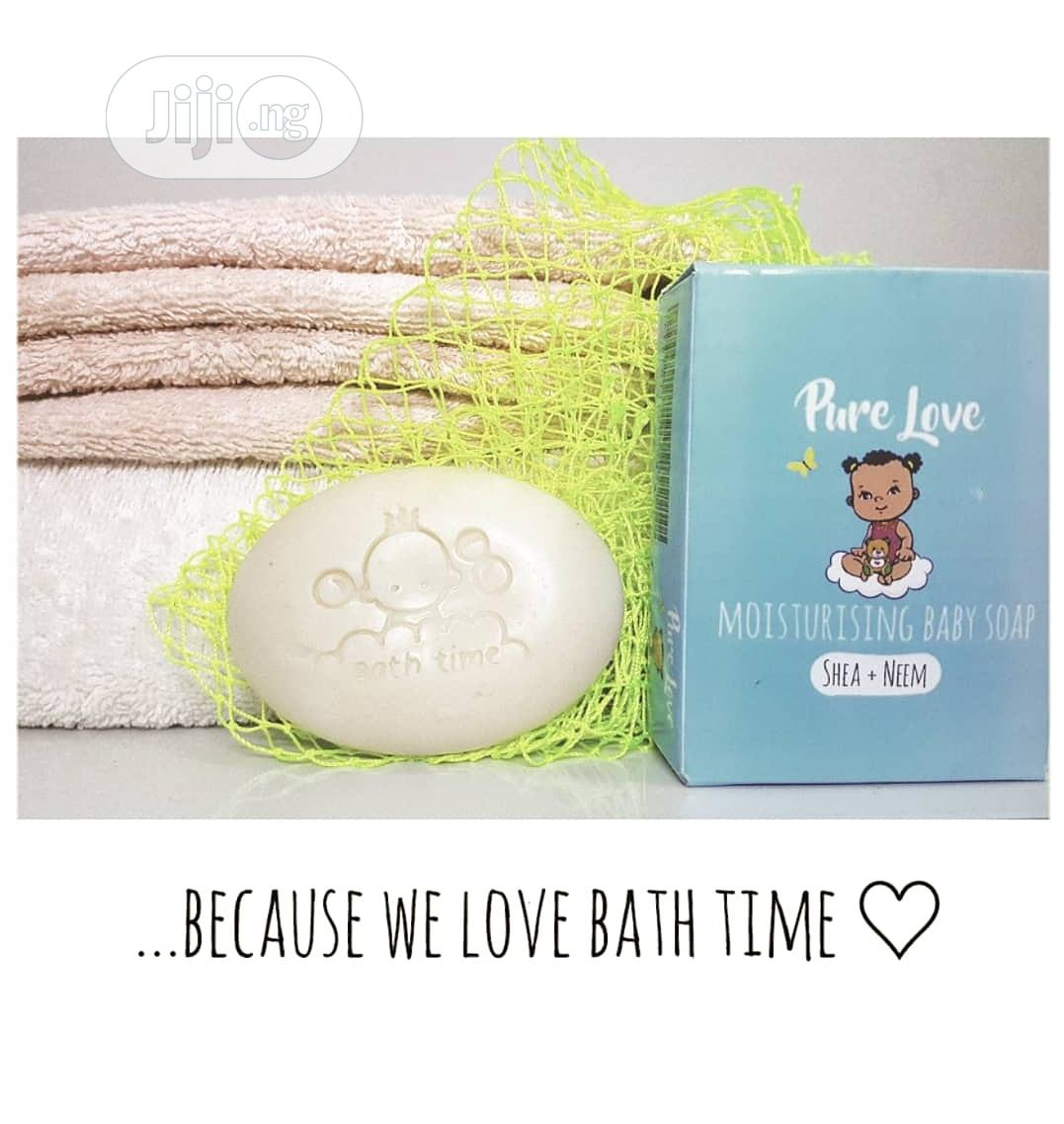 Archive: Organic Baby Soap (Shea Butter And Neem Oil)