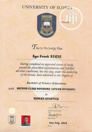 Teaching CV   Teaching CVs for sale in Lagos State, Lagos Island (Eko)