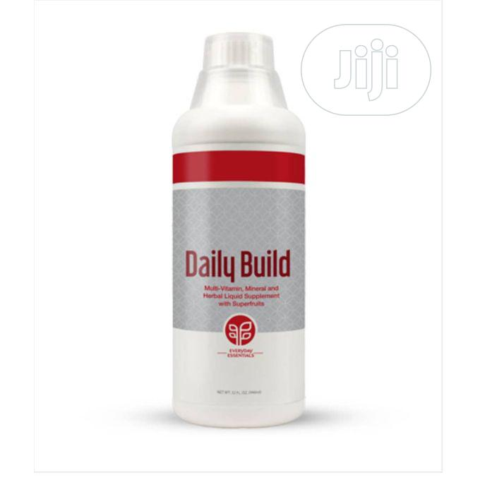 Live Pure Daily Build Multi-vitamin Mineral And Herbal Liquid