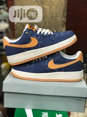 Nike Levis Airforce 1 Sneakers | Shoes for sale in Lagos State, Lagos Island