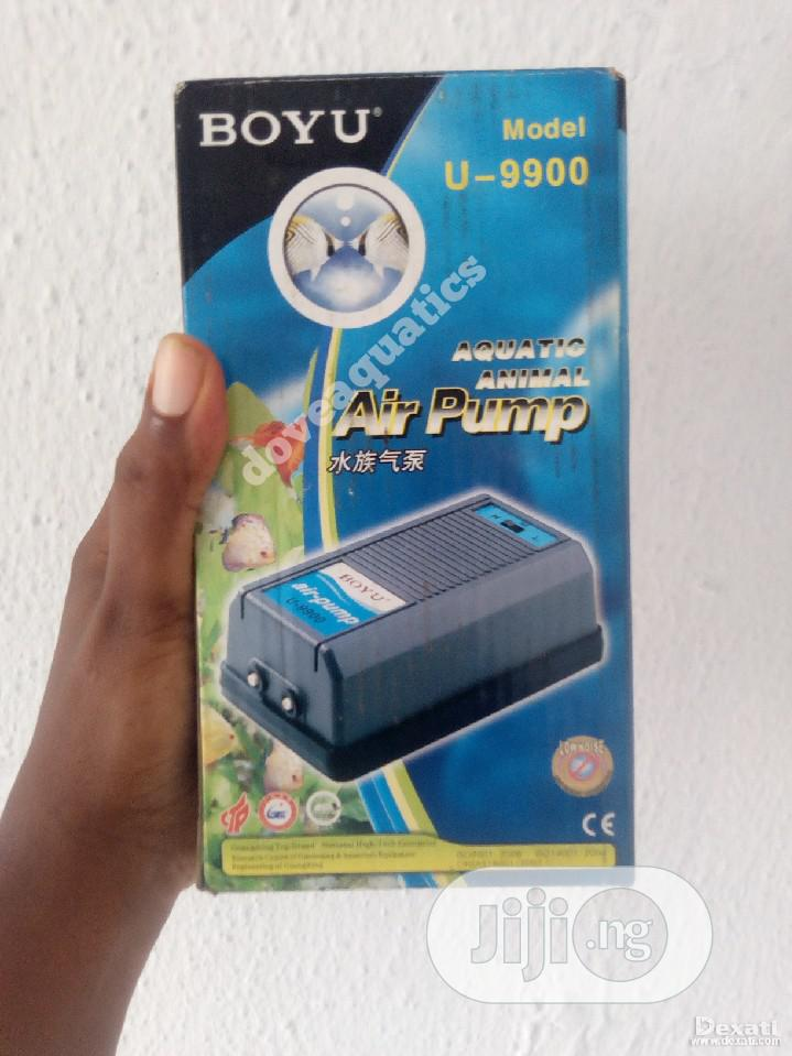 Aerator For Fish Pond(2 Outlets) | Pet's Accessories for sale in Alimosho, Lagos State, Nigeria