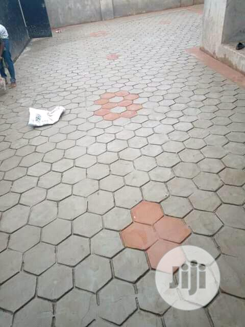 Archive: For Your Decorative Stamps Concrete In Nigeria