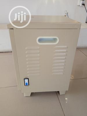 Stabilizer 5KVA Smarthome Servo ON Promo