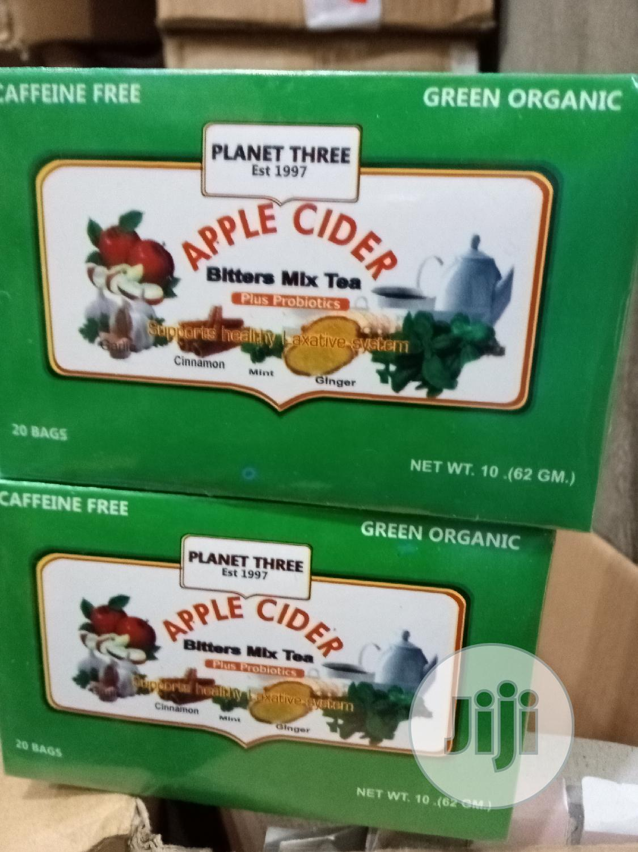 APPLE CIDER (Bitter Mix Tea)
