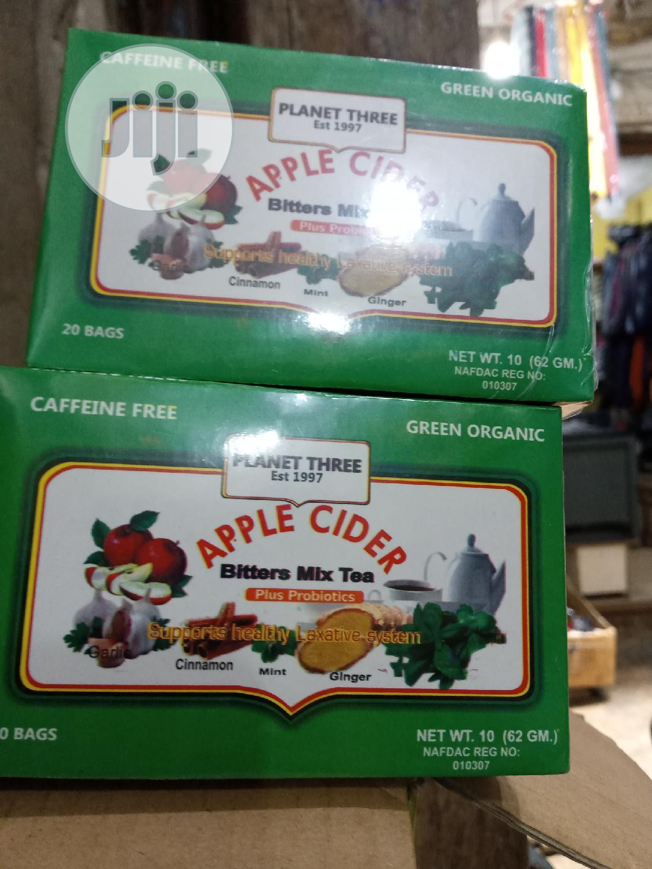 APPLE CIDER (Bitter Mix Tea) | Vitamins & Supplements for sale in Surulere, Lagos State, Nigeria