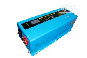 SMK SOLAR 3.5KVA 3KW 24V Pure Sine Wave Inverter Charger   Solar Energy for sale in Lagos State, Ikeja