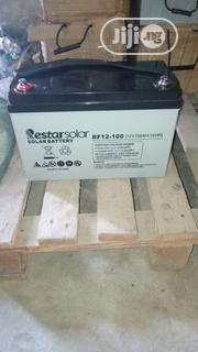 100ah Estar Battery 12volts | Solar Energy for sale in Lagos State, Ojo
