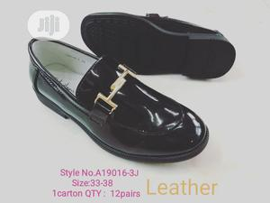 Black Gloss Dress Shoes   Children's Shoes for sale in Lagos State, Lagos Island (Eko)