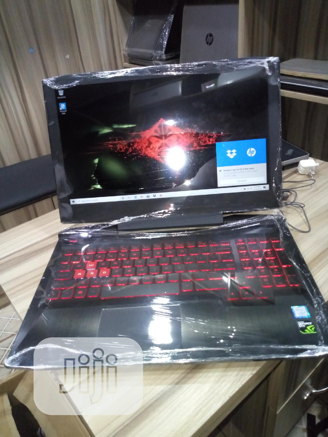 Laptop HP Omen 15 16GB Intel Core i7 SSHD (Hybrid) 1T | Laptops & Computers for sale in Wuse, Abuja (FCT) State, Nigeria
