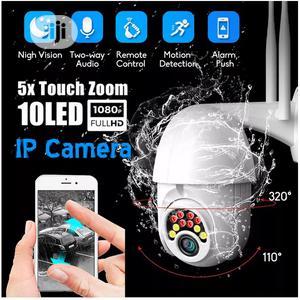 CCTV IP Security Camera Wifi Wireless 1080P Outdoor PTZ Waterproof | Security & Surveillance for sale in Oyo State, Ibadan