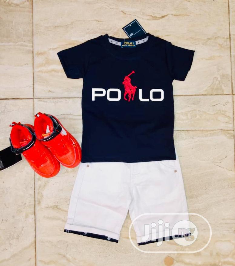 Children's and Kids Polo