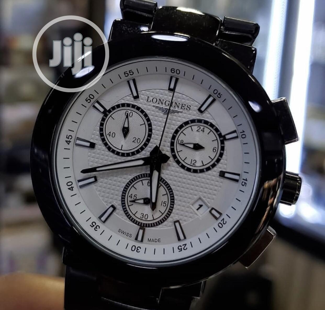 Exclusive Classic Longines Wristwatch ⌚ | Watches for sale in Lagos Island (Eko), Lagos State, Nigeria
