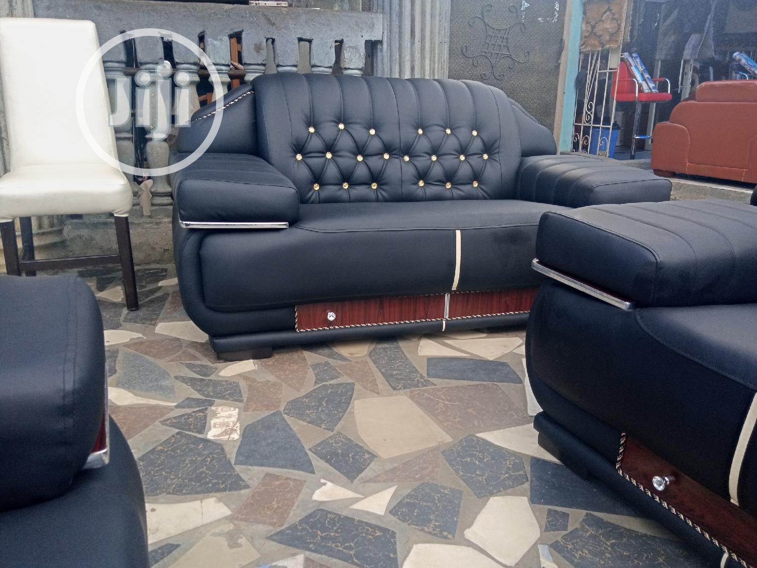 7 Seater Beautifully Designed High Quality and Durable Sofa / Chairs | Furniture for sale in Port-Harcourt, Rivers State, Nigeria