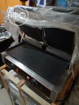 Contact Grill Shawarma Toaster Double Phase | Restaurant & Catering Equipment for sale in Lagos State, Ojo