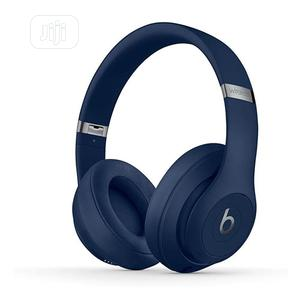 Studio3 Wireless Noise Canceling Headphones - Blue   Headphones for sale in Lagos State, Ikeja