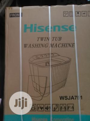 Hisense 7kg Washing Machine | Home Appliances for sale in Lagos State, Apapa