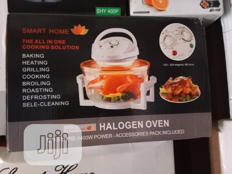 Smart Home Convectional Halogen Oven