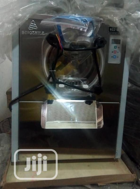 Table Top Batch Ice Cream Machine