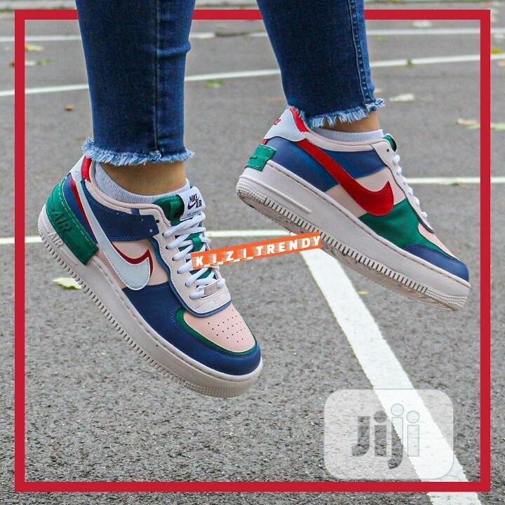 Nike Airforce 1 Shadow Sneakers. in