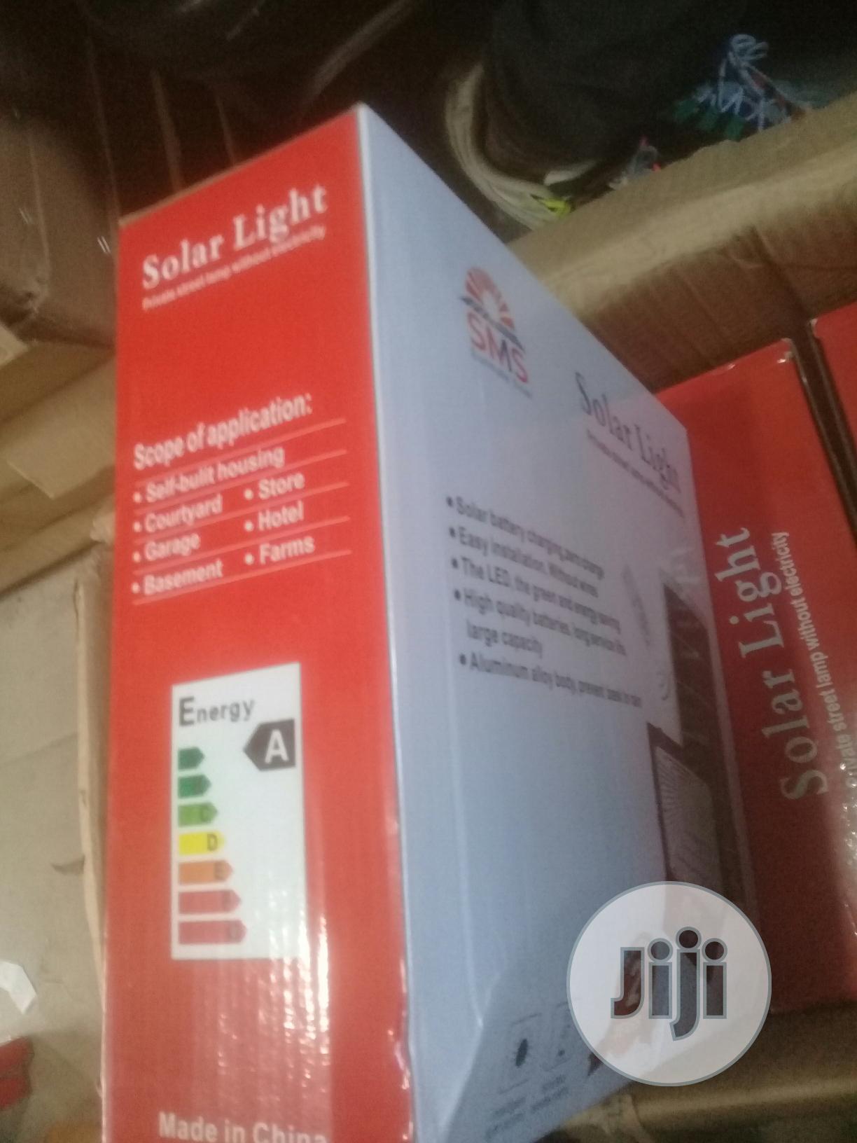100w Solar Flood Light | Solar Energy for sale in Ojo, Lagos State, Nigeria
