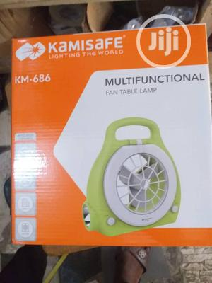 Rechargeable Fan With Light | Home Appliances for sale in Lagos State