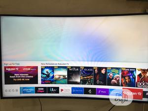 49.5 Inch Curve Samsung UHD 4k Smart TV | TV & DVD Equipment for sale in Abuja (FCT) State, Lokogoma
