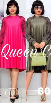 Quality Ladies Pleated Gown | Clothing for sale in Lagos State, Ikoyi