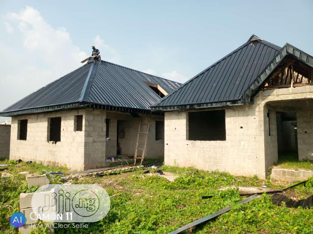 Long Span Aluminum Roofing B.S.Global Work | Building & Trades Services for sale in Ikorodu, Lagos State, Nigeria