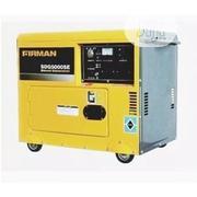 Sumec Firman 6.5kva Diesel Soundproof Generator Sdg7000se | Electrical Equipment for sale in Lagos State, Amuwo-Odofin