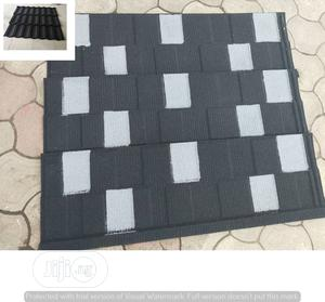 Solid Stone Coated Docherich Stone Coated Roofing Sheet 0706   Building & Trades Services for sale in Lagos State, Ajah