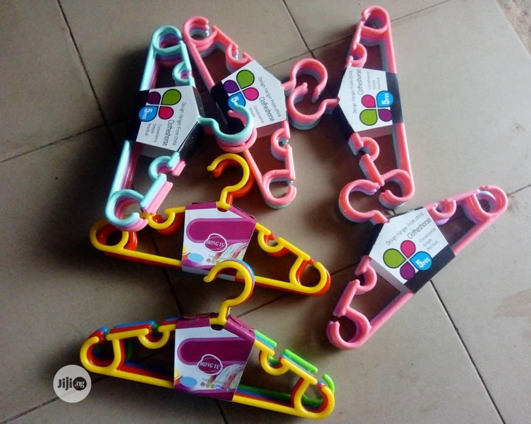 Baby Clothes Hanger(6pieces)