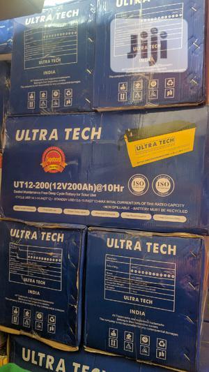 12v 200ah Battery | Solar Energy for sale in Ogun State, Sagamu