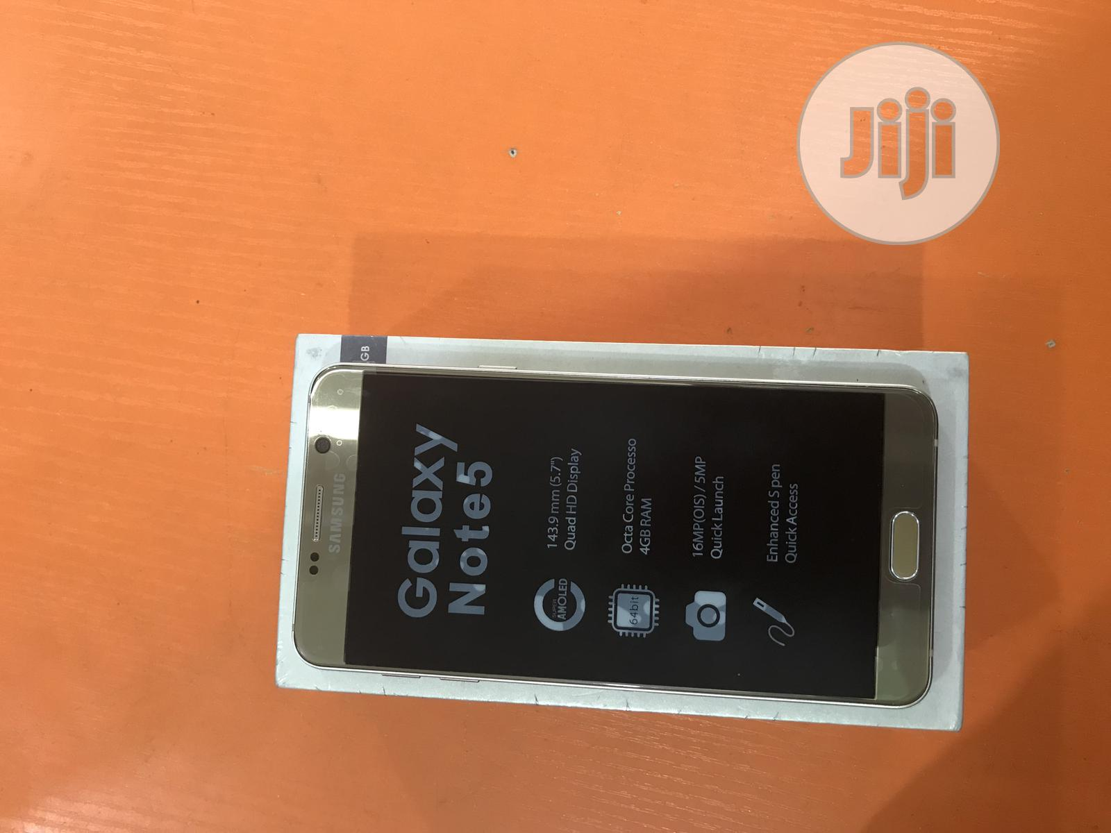 Archive: New Samsung Galaxy Note 5 64 GB