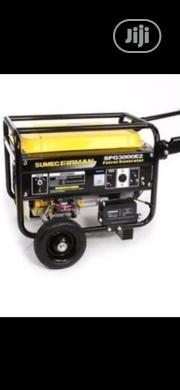 2.5KVA Sumec Firman Key Starter Generator SPG - 3000E2 | Electrical Equipment for sale in Lagos State
