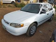 Toyota Corolla 2000 1.9 D Hatchback White | Cars for sale in Oyo State, Egbeda