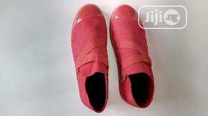 Men's Sneakers / Red Shoes   Shoes for sale in Lagos State, Ilupeju