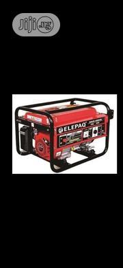 Elepaq 2.5 Kva Manual Starter Copper Generator | Electrical Equipment for sale in Lagos State, Amuwo-Odofin