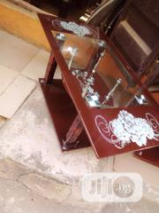 It's Also Ahigh Quality Glass Table. | Furniture for sale in Kaduna State, Kaduna